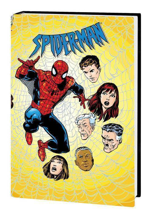 Spider-Man By John Byrne Omnibus Hardcover