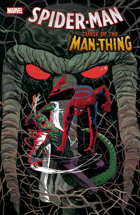 Spider-man Curse of Man-Thing
