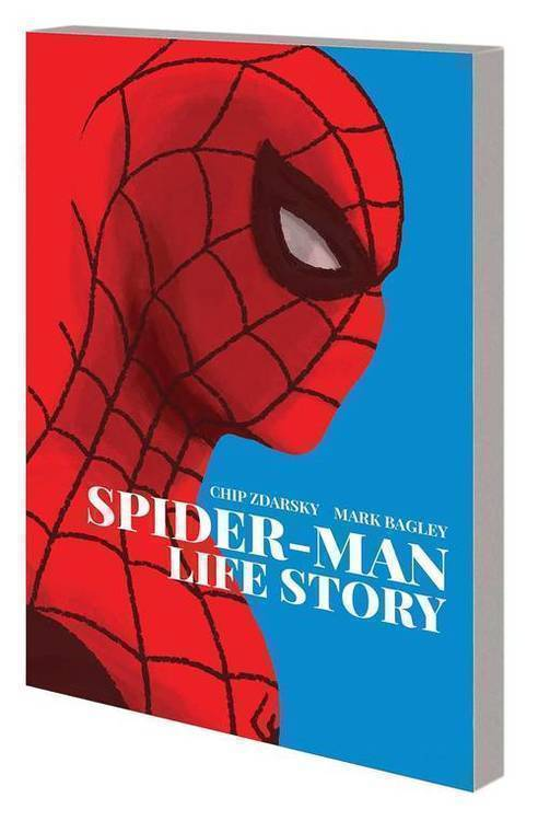 Spider-Man Life Story TPB