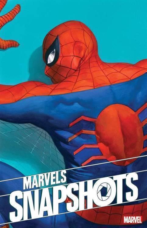 Marvel comics spider man marvels snapshot 1 20200225