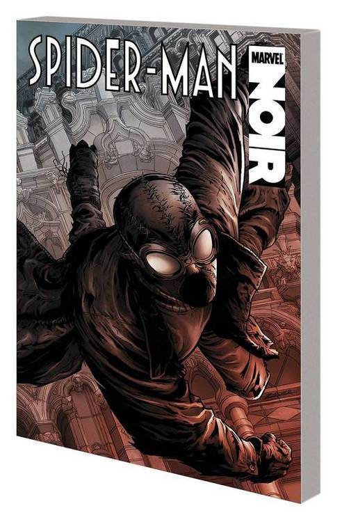 Spider-Man Noir Complete Collection TPB