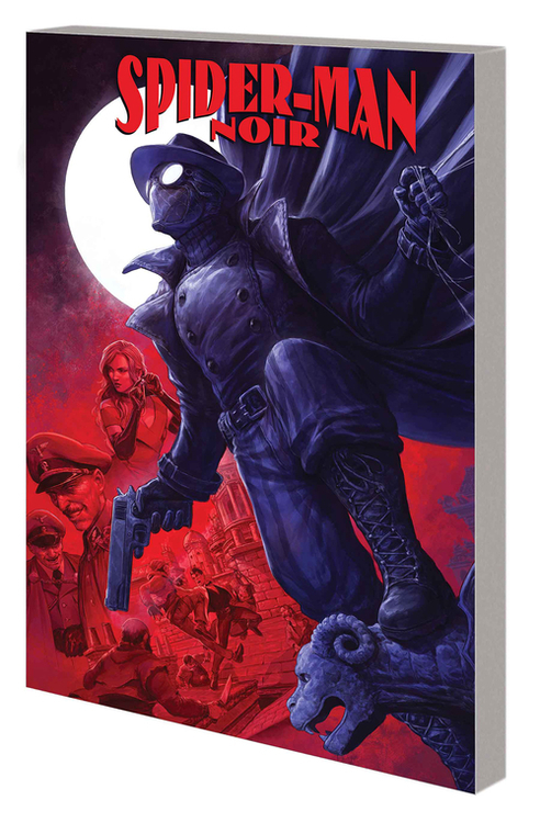 Marvel comics spider man noir tpb twilight in babylon 20200826