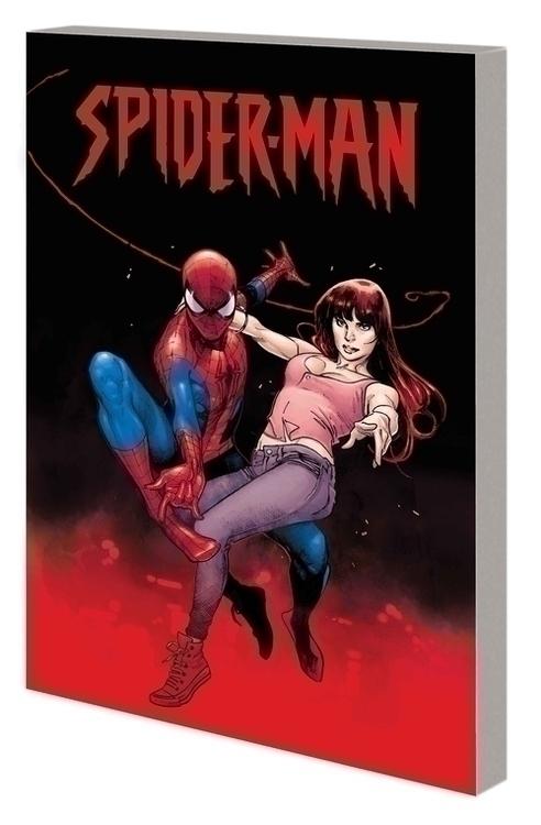 Marvel comics spider man tp bloodline coipel cvr 20200924