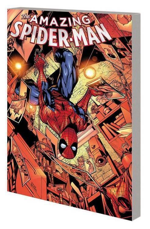 Spider-Man TPB Light In Darkness