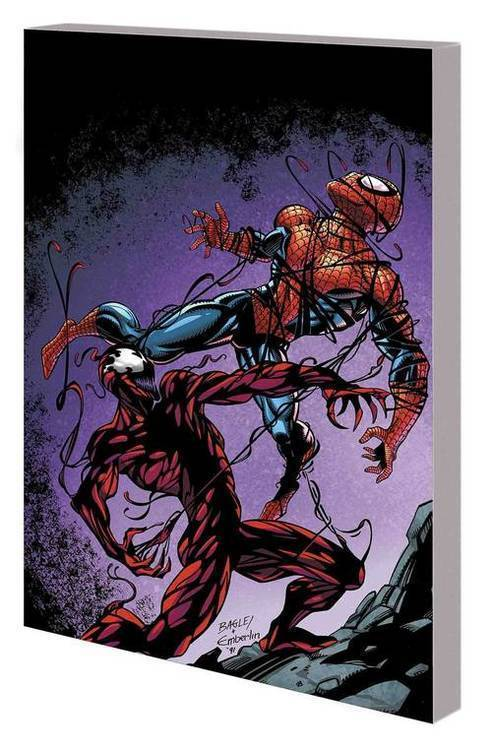 Spider-Man TPB Many Hosts Of Carnage