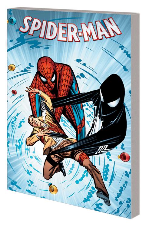 Spider-Man TPB Road To Venom