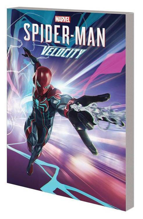 Spider-Man Velocity TPB