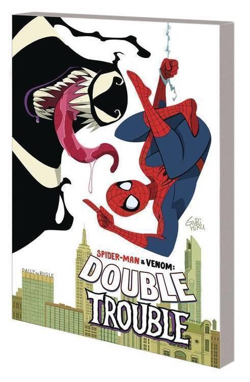 Marvel comics spider man venom double trouble gn tpb 20191227