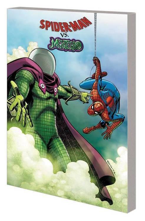 Spider-Man Vs Mysterio TPB
