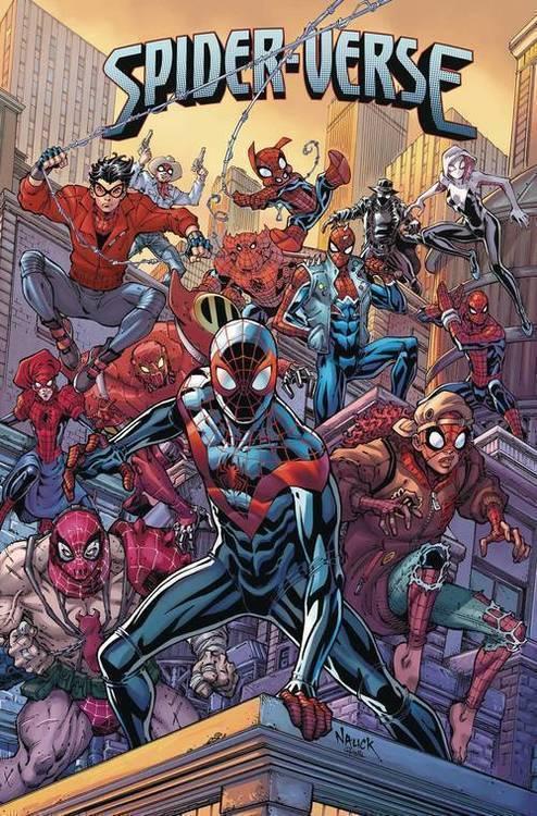Spider-Verse TPB Spider-Zero