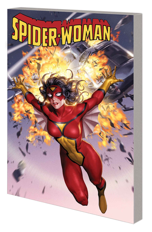 Spider-Woman TPB Volume 01 Bad Blood