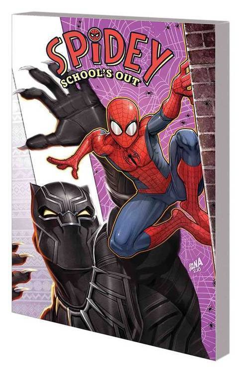 Marvel comics spidey schools out mpgn tpb 20180801