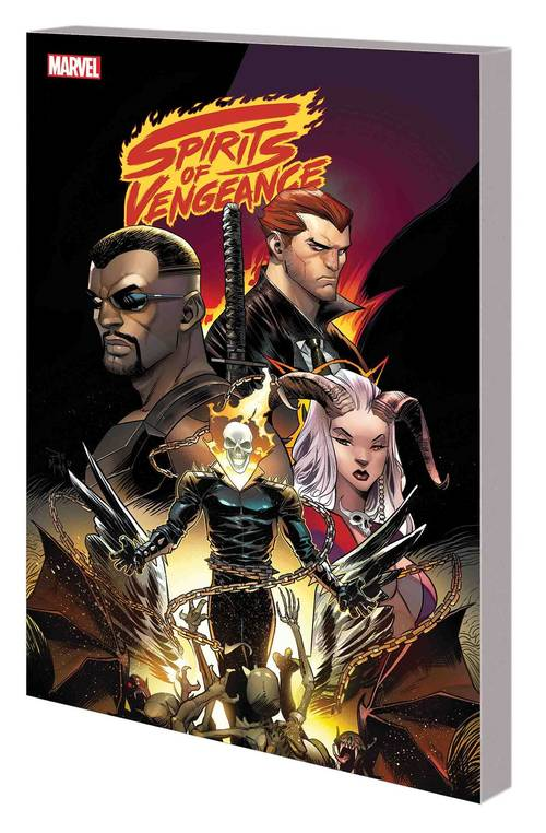 Marvel comics spirits of vengeance tpb 20171231