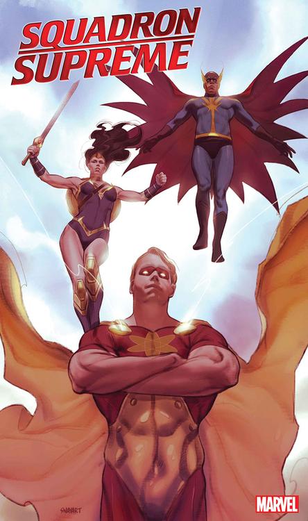 Squadron Supreme Marvel Tales