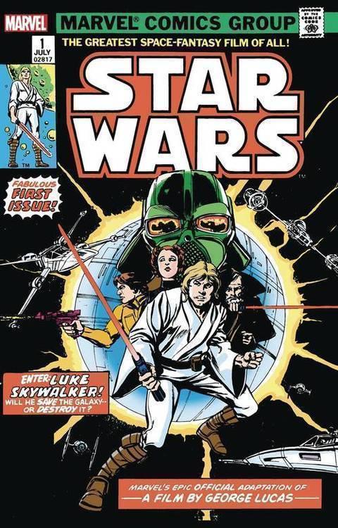 Star Wars #1 Facsimile Edition