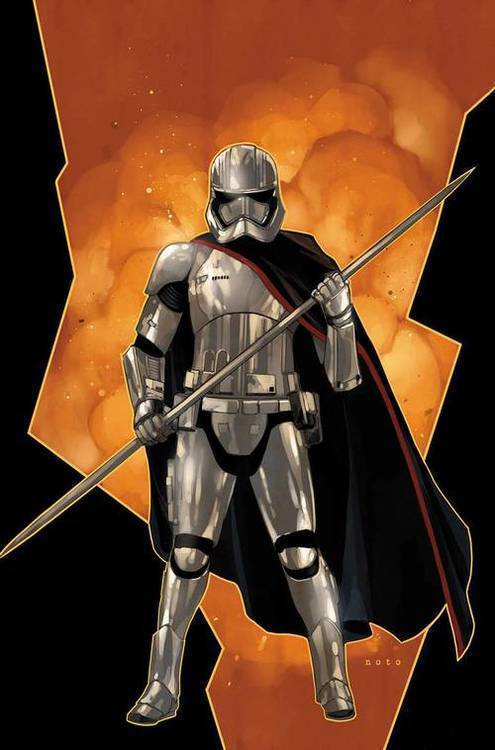 Star Wars Age of Rebellion Captain Phasma