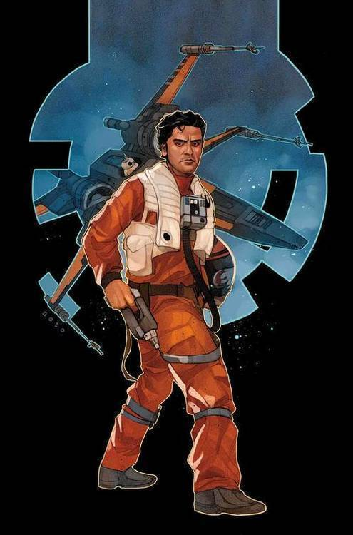 Star Wars Age of Rebellion Poe Dameron