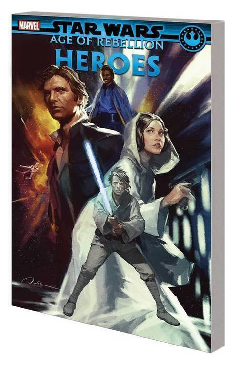 Star Wars Age Of Rebellion TPB Heroes
