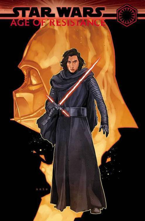 Star Wars Age of Resistance Kylo Ren