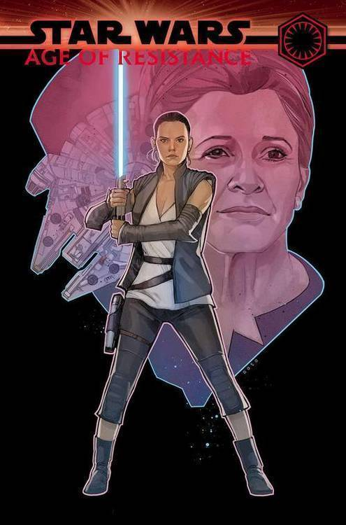 Star Wars Age of Resistance Rey