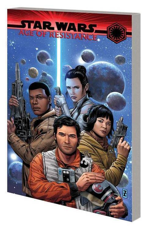 Marvel comics star wars age of resistance tpb heroes 20190730