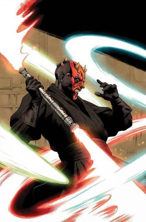 Marvel comics star wars age republic darth maul 20180928