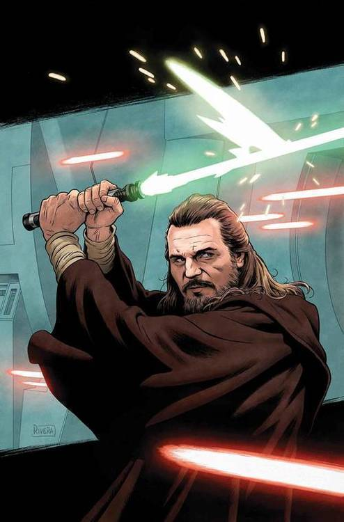 Marvel comics star wars age republic qui gon jinn 20180928