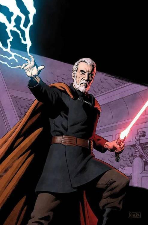 Star Wars AoR Count Dooku