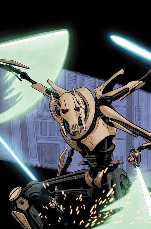 Star Wars AoR General Grievous