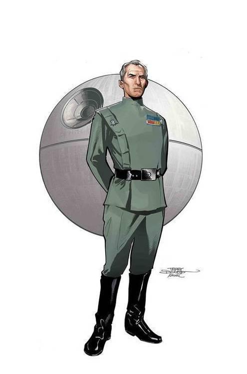 Star Wars AoR Grand Moff Tarkin