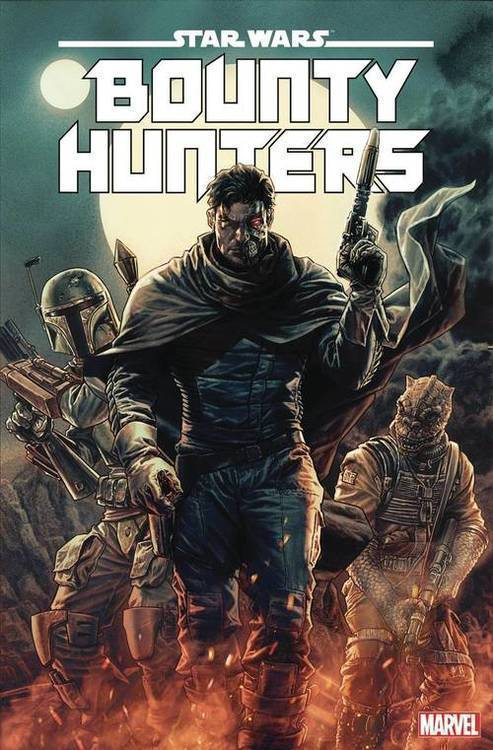Marvel comics star wars bounty hunters 20191227