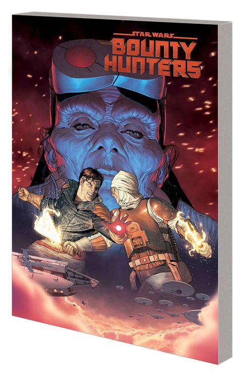 Marvel comics star wars bounty hunters tpb volume 02 target valance 20210224