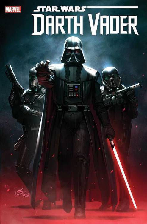 Marvel comics star wars darth vader 20191127