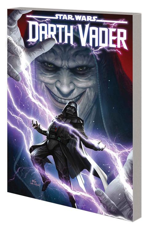 Marvel comics star wars darth vader by greg pak tpb volume 02 into the fire 20210224
