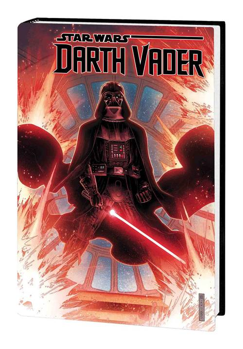 Marvel comics star wars darth vader dark lord sith hardcover volume 01 20180430