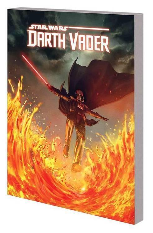 Star Wars Darth Vader Dark Lord Sith TPB Volume 04 Black Fortres