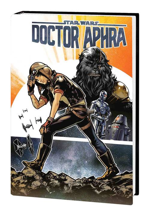 Marvel comics star wars doctor aphra hardcover vol 01 20180302