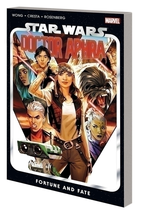 Star Wars Doctor Aphra TPB Volume 01 Fortune And Fate