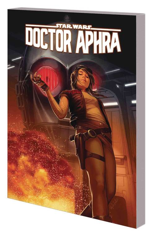 Marvel comics star wars doctor aphra tpb vol 03 remastered 20180329