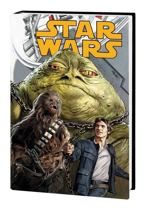 Marvel comics star wars hardcover vol 03 20171231