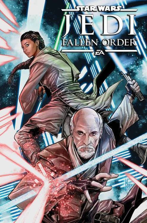 Marvel comics star wars jedi fallen order dark temple 20190626
