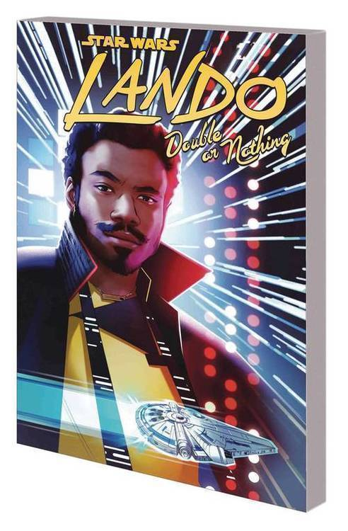 Marvel comics star wars lando tpb double or nothing 20180701
