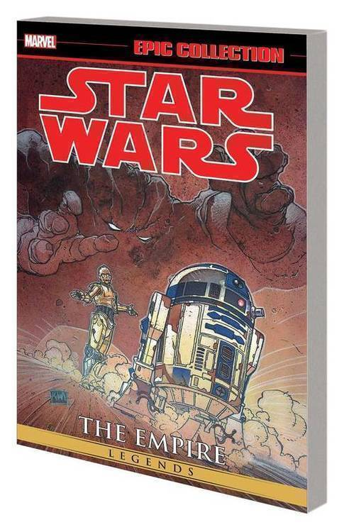 Star Wars Legends Epic Collection Empire TPB Volume 05