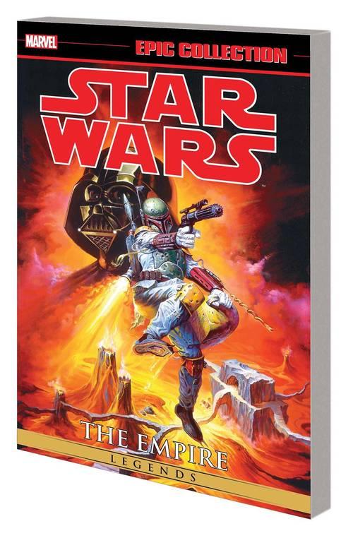 Marvel comics star wars legends epic collection empire tpb vol 04 20180203