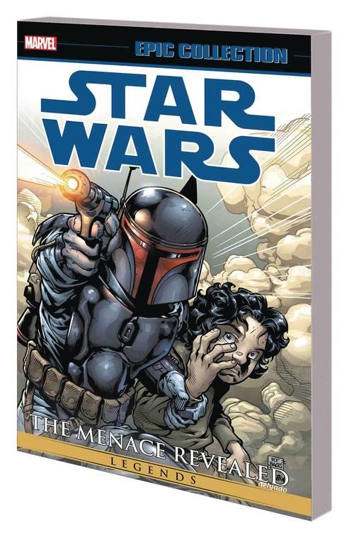Marvel comics star wars legends epic collection menace revealed tpb vol 01 20180530