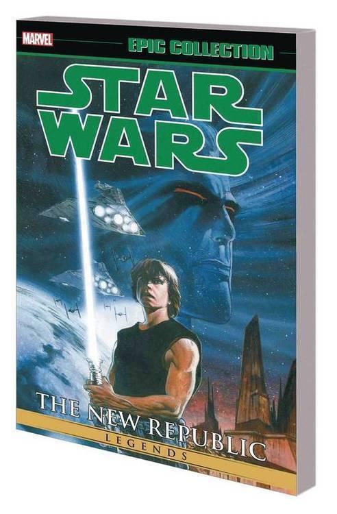 Marvel comics star wars legends epic collection new republic tpb vol 04 20180701