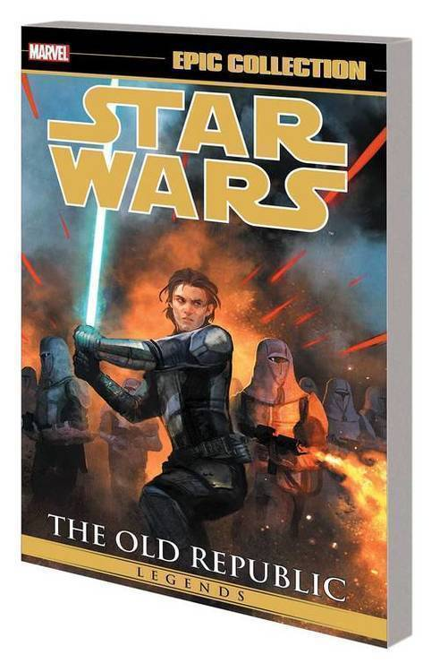 Star Wars Legends Epic Collection Old Republic TPB Vol 03