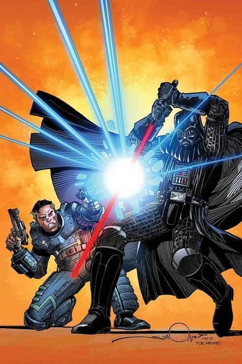 Star Wars Original Marvel Yrs 08