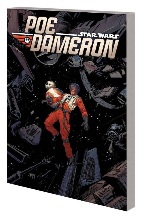Marvel comics star wars poe dameron tpb vol 04 legend found 20180203