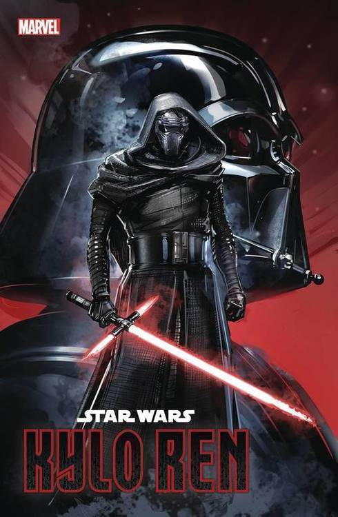 Marvel comics star wars rise kylo ren 20190926